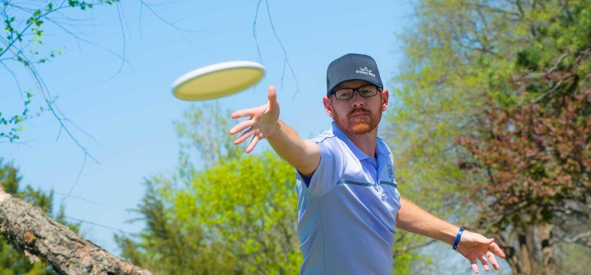 Frisbeeclinics - ronduit bevlogen in de frisbeesport